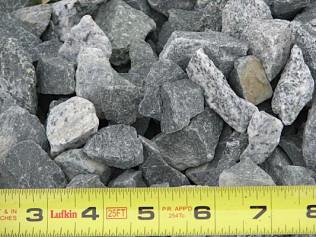 Gravel 1 inch
