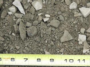 Gravel Crushed