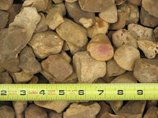 Large Brown Pea Gravel