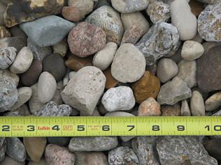 Large Glacier Pebbles