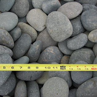 mexican beach pebbles large