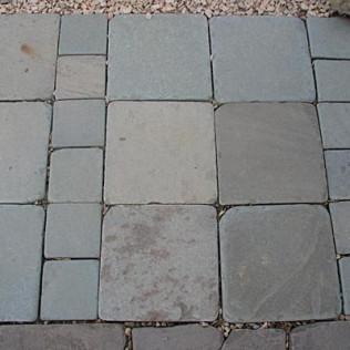 tumbled bluestone 6x6 12x12