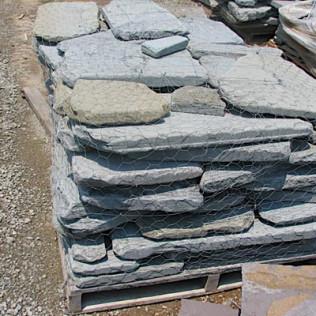 tumbled bluestone irregular thick