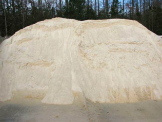 White Mortar Sand