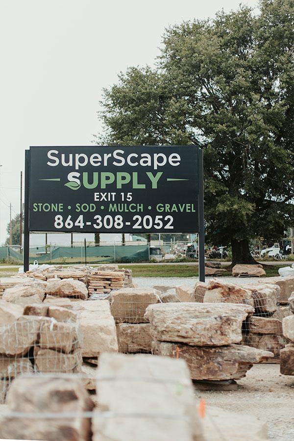 Landscaping Supply Spartanburg SC